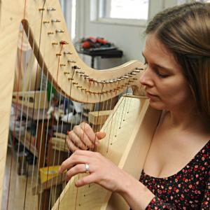Morwenna Rose Harp