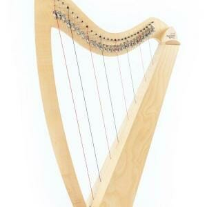 Deluxe Harp Hire & Online Course Subscription