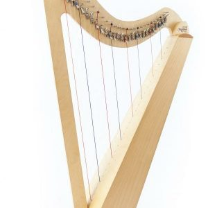 Levered Harp Hire & Online Course Subscription