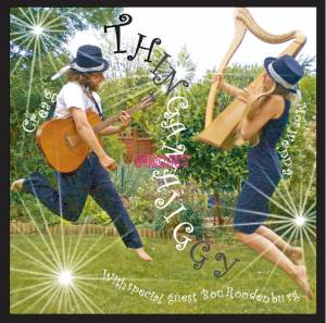 Thingamajiggy CD front cover